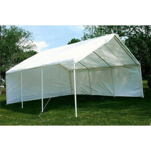 Polyester White Pop Up Tent Usage Events and Promotional  sc 1 st  IndiaMART & Polyester White Pop Up Tent Usage: Events And Promotional Rs 5000 ...