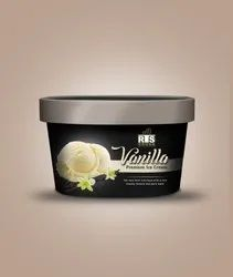 Vanilla Ice Cream, Packaging Size: 4 Litter, Packaging Type: Box