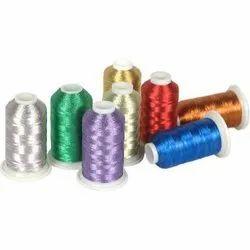 Glossy Metallic Thread