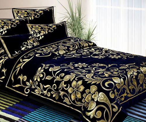Saravana Printed Fancy Bed Sheet Set