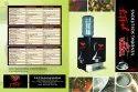 Tata Coffee and Lemon Tea Vending Machine