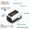 LPM-101 5 Display Fingertip Pulse Oximeter