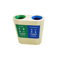 FRP 2 in 1 Recycle Bin EFR-203