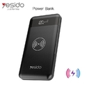 ROQ Wireless Charger & Power Bank 10000 Mah Charging Pad