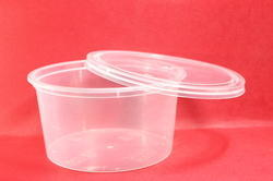 500 ml Transparent Food Packaging Container