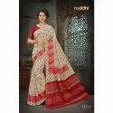 Ladies Fancy Silk Banarasi Saree