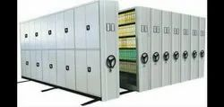 Mobil storage compactor systems