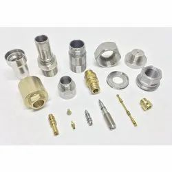 Steel And Brass Precision Machining Component