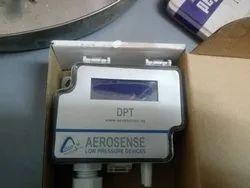 Aerosense Model DPT250-R8-3W-LCD Differential Pressure Transmitter