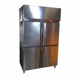 Four Door SS Refrigerator
