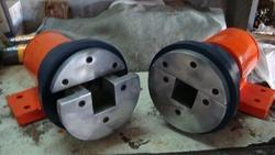 Foot Mounted Safety Chuck