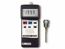 Lutron Professional Vibration Sensor Meter