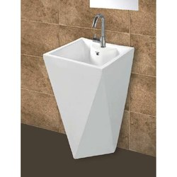 Diamond-5000 One Piece Wash Basin