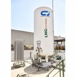 LNG Thermosiphon Tanks