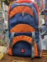 Orange & Blue Trekking Bag