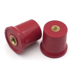 Red Conical Series Insulator