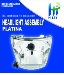 Hilex Platina Head Light Assembly