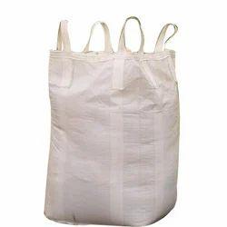 White PP Bulk Woven Bags