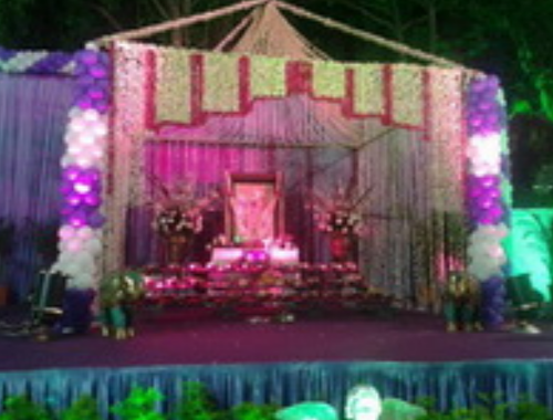 Wedding Original Flowers Decoration Service In Jawahar Marg Indore