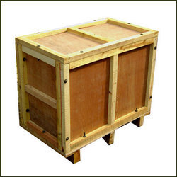 Plywood Packaging Box