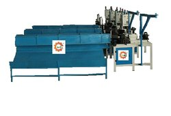 PVC Coated Chain Link Fence Making Machine