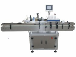 Automatic Round Bottle Sticker Labelling Machine