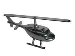 Large Helicopter Model Aluminium