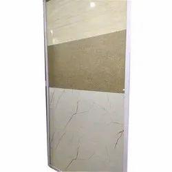 Glossy Fancy Ceramic Wall Tiles, Pattern: Plain, 600 mm x 600 mm
