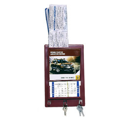 Renault Duster Key Holder with Calendar & Later Box