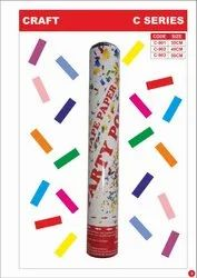 CRAFT PARTY POPPER