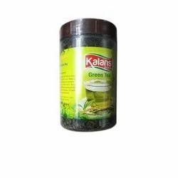 Tulsi Green Tea Green Herbal Tea, Packaging Type: Plastic Container