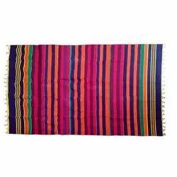 Plain Rectangular Dabbal Patta Room Carpet, For Floor, Size: 5x7 Feet