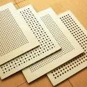 Gypsum Perforated Acoustic Panels