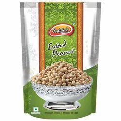 Sethia's Salted Peanuts, Packaging Type: Packet