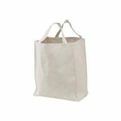 Plain Box Cloth Carry Bag