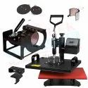T Shirt 6 In 1 T-shirt Printing Machine
