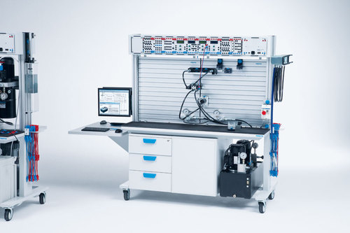festo hydraulic trainer kit festo india private limited rh indiamart com KMC Controls Manual Neato Robotics Manual