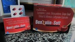 Benzolin Soft ( Soft Gel Capsules)