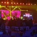 Sangeet Stage With LED Screen