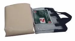 St Johns First Aid Red Compact Foldable Stretcher, Size: 3 Foot X 7 Foot