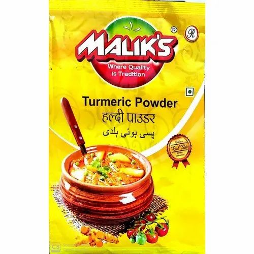 Polished Turmeric Powder for Cooking