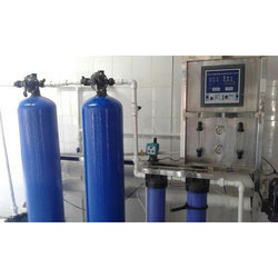 Reverse Osmosis FRP RO Plant 1000 lph, For Industrial