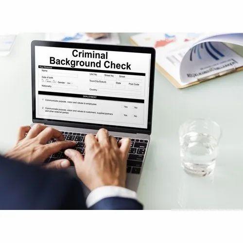 Criminal Background Check Services