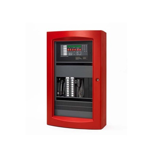 Ul/fm Approved Addressable Fire Alarm Panel