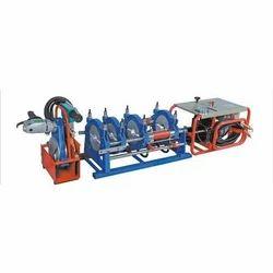 HDPE Hydraulic Pipe Welding Machine
