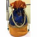 Fancy Jute String Bag