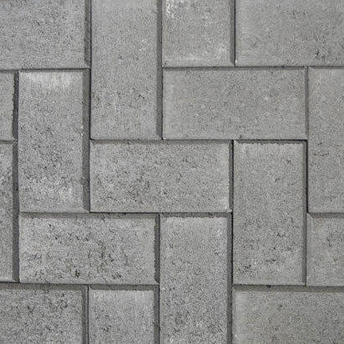 Cement Interlocking Paver High Density 8 By 4