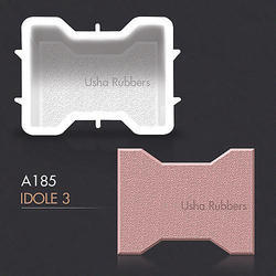 A185 Usha Idole Paving Mould