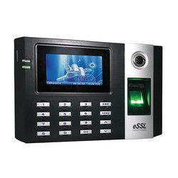 Multi Biometric Control System