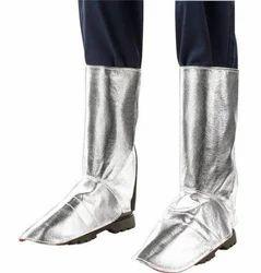 Aluminized Leg Guard
